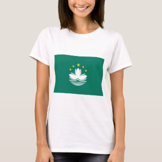 Low Cost! Macau Flag T-Shirt