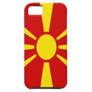 Low Cost! Macedonia Flag Case For The iPhone 5