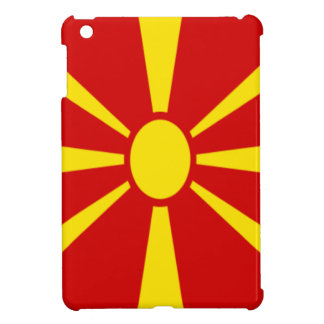 Low Cost! Macedonia Flag Cover For The iPad Mini