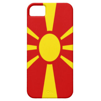 Low Cost! Macedonia Flag iPhone 5 Covers