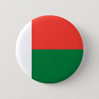 Low Cost! Madagascar Flag 2 Inch Round Button