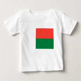 Low Cost! Madagascar Flag Baby T-Shirt