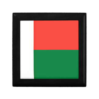Low Cost! Madagascar Flag Gift Box