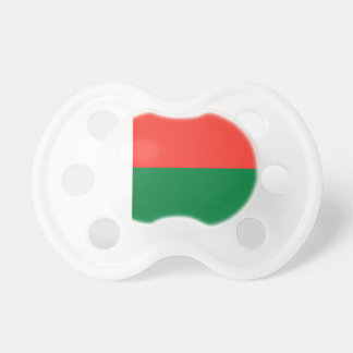 Low Cost! Madagascar Flag Pacifier