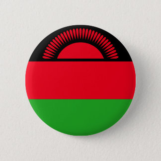 Low Cost! Malawi Flag 2 Inch Round Button