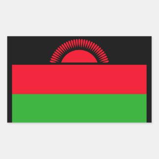 Low Cost! Malawi Flag Sticker