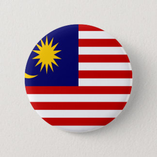 Low Cost! Malaysia Flag 2 Inch Round Button
