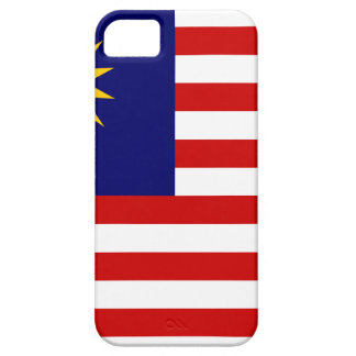 Low Cost! Malaysia Flag iPhone 5 Case