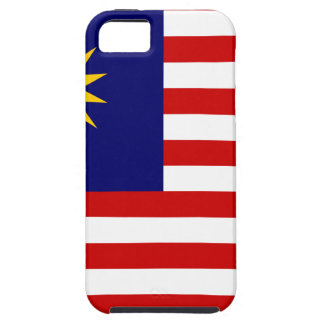 Low Cost! Malaysia Flag iPhone 5 Cases