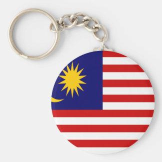 Low Cost! Malaysia Flag Keychain
