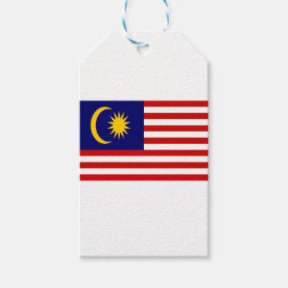 Low Cost! Malaysia Flag Pack Of Gift Tags