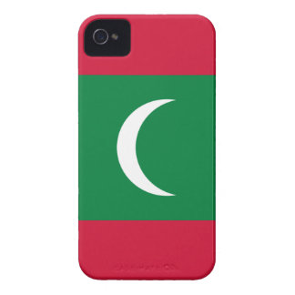 Low Cost! Maldives Flag iPhone 4 Case-Mate Case