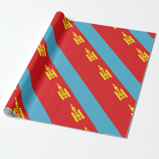 Low Cost! Mongolia Flag