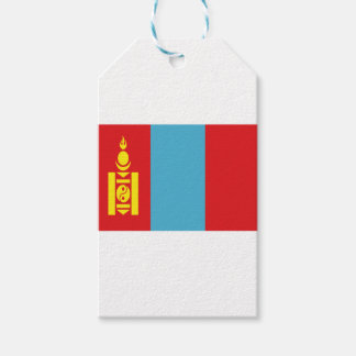 Low Cost! Mongolia Flag Pack Of Gift Tags