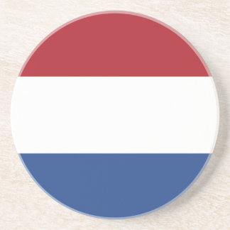 Low Cost! Netherlands Flag Coaster
