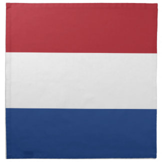 Low Cost! Netherlands Flag Napkin