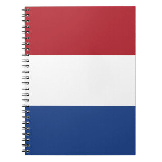 Low Cost! Netherlands Flag Notebook