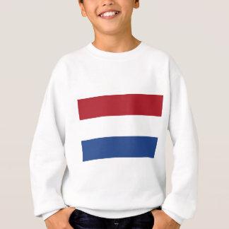 Low Cost! Netherlands Flag Sweatshirt