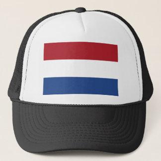 Low Cost! Netherlands Flag Trucker Hat
