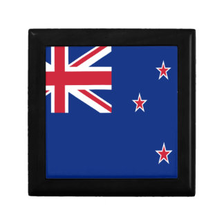Low Cost! New Zealand Flag Gift Box