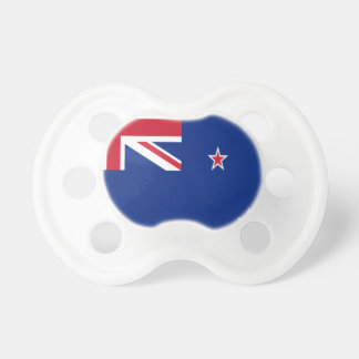 Low Cost! New Zealand Flag Pacifier