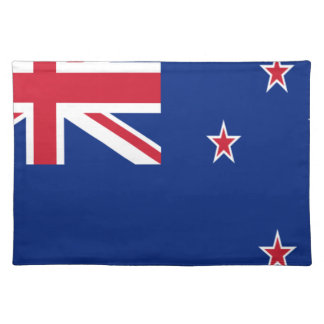 Low Cost! New Zealand Flag Placemat