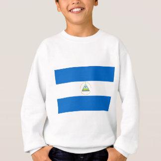 Low Cost! Nicaragua Flag Sweatshirt