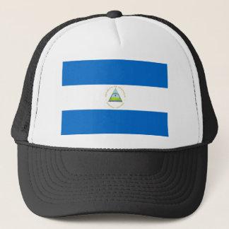 Low Cost! Nicaragua Flag Trucker Hat