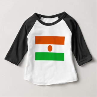 Low Cost! Niger Flag Baby T-Shirt