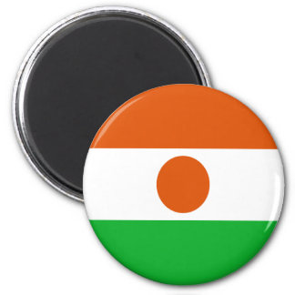 Low Cost! Niger Flag Magnet