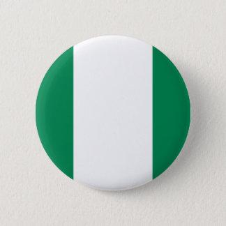 Low Cost! Nigeria Flag 2 Inch Round Button