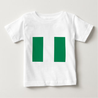 Low Cost! Nigeria Flag Baby T-Shirt