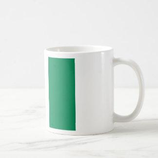 Low Cost! Nigeria Flag Coffee Mug