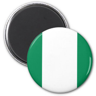 Low Cost! Nigeria Flag Magnet