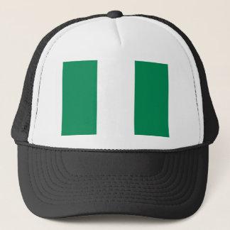 Low Cost! Nigeria Flag Trucker Hat