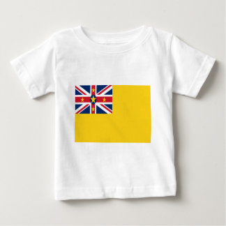 Low Cost! Niue Flag Baby T-Shirt