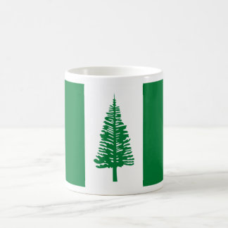Low Cost! Norfolk Island Flag Coffee Mug
