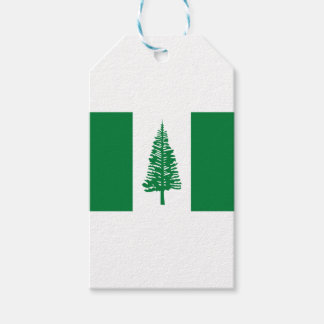 Low Cost! Norfolk Island Flag Gift Tags