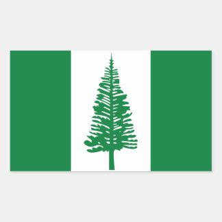 Low Cost! Norfolk Island Flag Sticker
