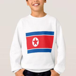 Low Cost! North Korea Flag Sweatshirt