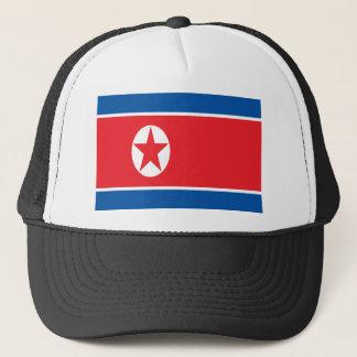 Low Cost! North Korea Flag Trucker Hat
