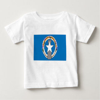 Low Cost! Northern Mariana Islands Flag Baby T-Shirt
