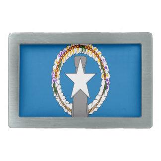 Low Cost! Northern Mariana Islands Flag Rectangular Belt Buckles