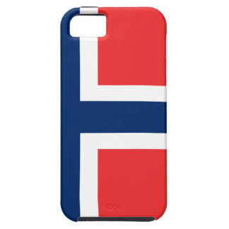 Low Cost! Norway Flag Case For The iPhone 5