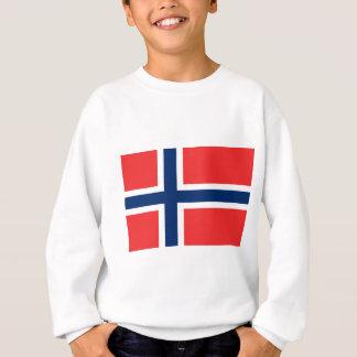 Low Cost! Norway Flag Sweatshirt