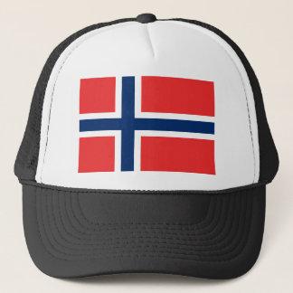 Low Cost! Norway Flag Trucker Hat