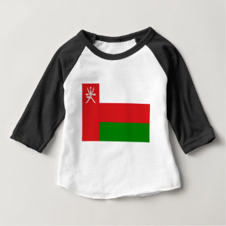 Low Cost! Oman Flag Baby T-Shirt