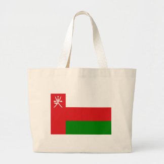 Low Cost! Oman Flag Large Tote Bag