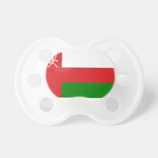 Low Cost! Oman Flag Pacifier