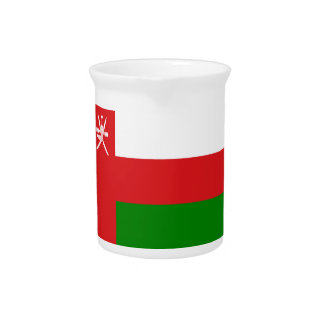 Low Cost! Oman Flag Pitcher